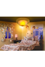 Calico Critters Light & Curtains Set