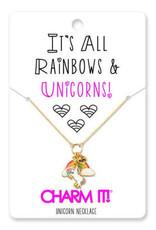 CHARM IT! Charm It! Unicorn Necklace