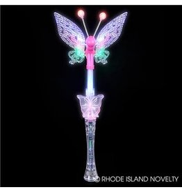 Rhode Island Novelty Butterfly Wand with Sound