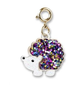CHARM IT! Charm It! Gold Glitter Hedgehog Charm