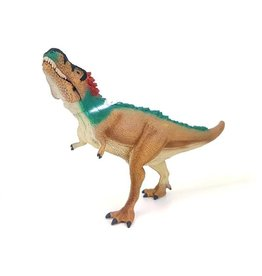 Reeves International Feathered Tyrannosaurus Rex-Roaring, w/Movable Jaw-Deluxe 1:40 Scale - NEW