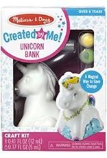 Melissa & Doug Created by Me! Unicorn Bank