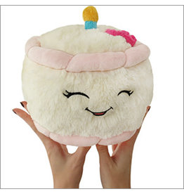 "Squishable Plush Squishable Comfort Food Mini Birthday Cake (7"")"