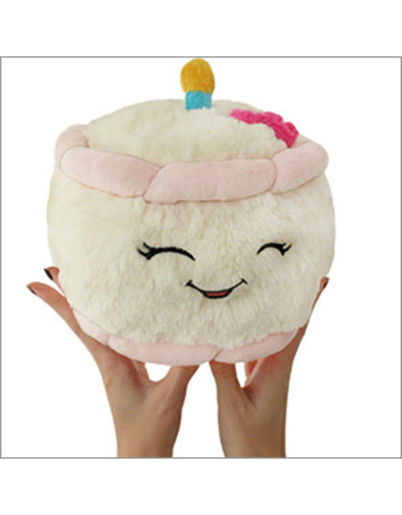 """Squishable Plush Squishable Comfort Food Mini Birthday Cake (7"""")"""