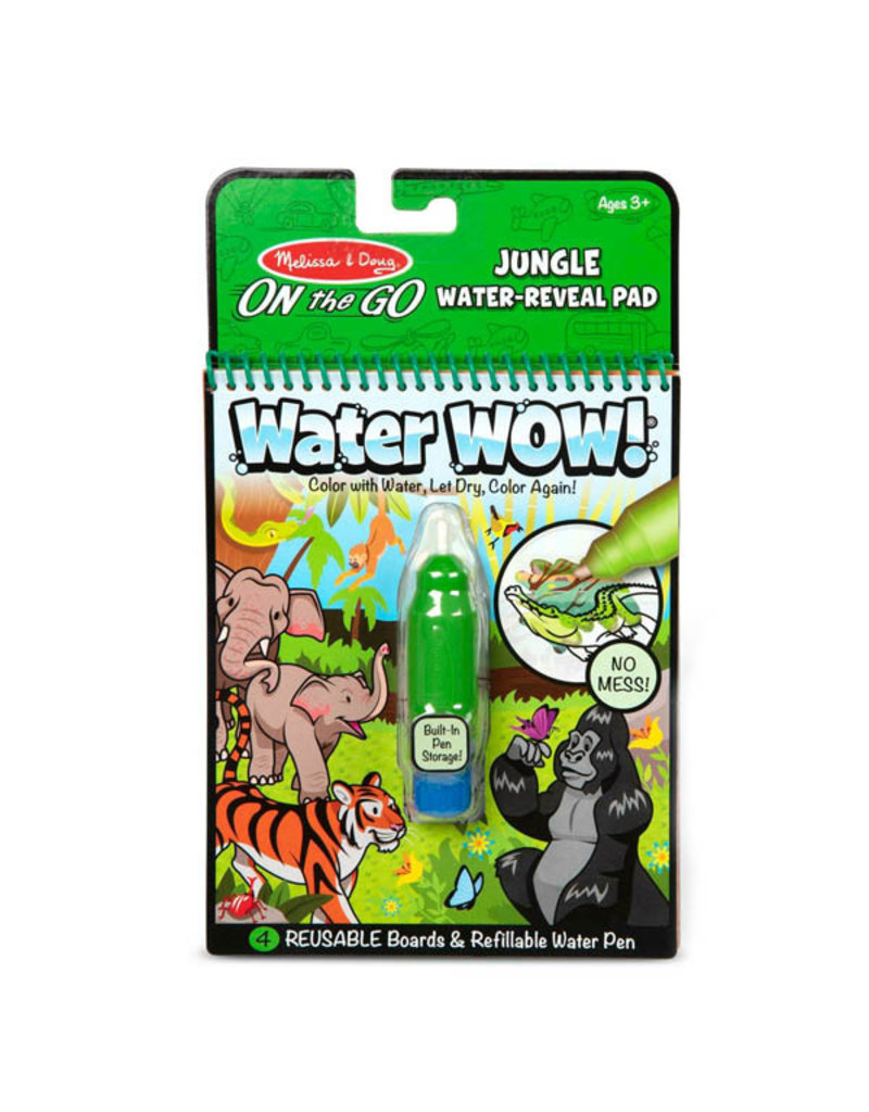 Melissa & Doug On-the-Go Water Wow! - Jungle