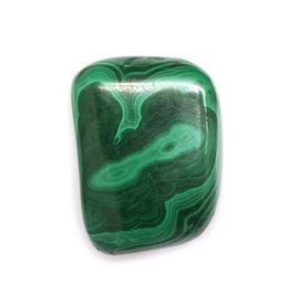 Squire Boone Village Rock/Mineral - Tumbled Malachite