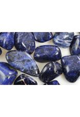 Squire Boone Village Rock/Mineral - Tumbled Sodalite