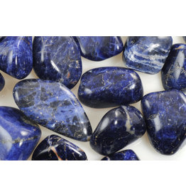 Squire Boone Village Rock/Mineral - Tumbled Sodalite