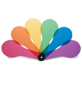 Learning Resources Scientific Primary Science Color Paddles