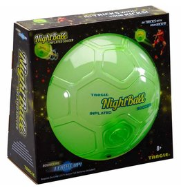 Tangle NightBall Light Up Soccer Ball - Size 4