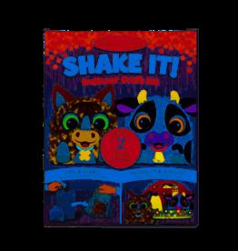 Melissa & Doug Craft Kit Shake It! Farm Animals