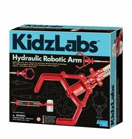 Toysmith KidzLabz Hydraulic Arm