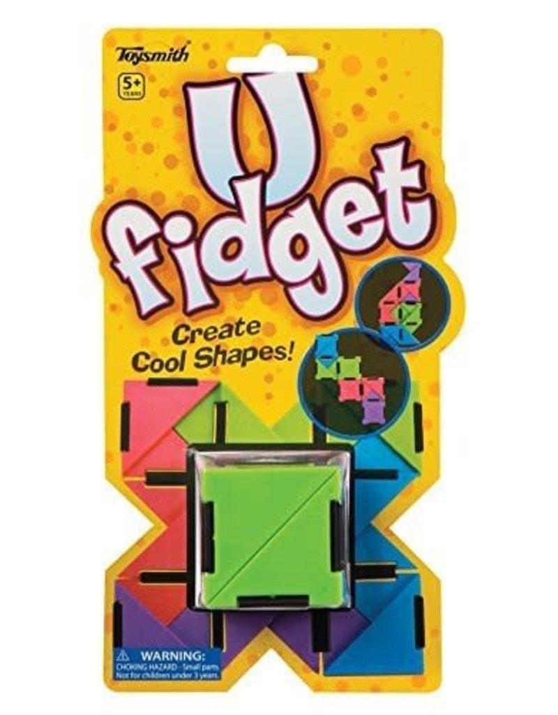 Toysmith U Fidget