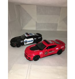 Toysmith 2017 Camaro ZL1 (Police & Fire Assorted)