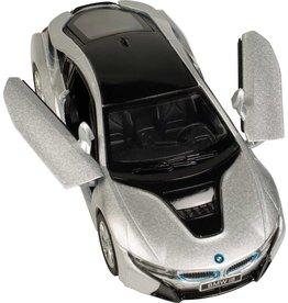 Toysmith Toysmith Die-cast Pullback BMW i8
