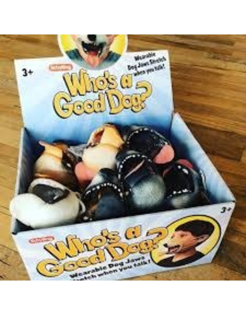 Schylling Toys Who'S A Good Dog