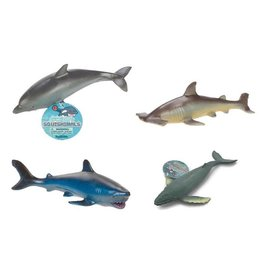 Toysmith Ocean Squishimals (Assorted)