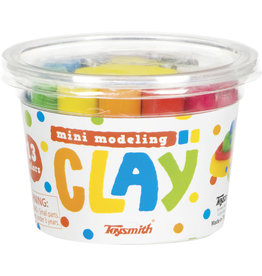 Toysmith Art Supplies - Mini Modeling Clay