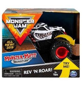Toysmith Monster Jam Rev 'N Roar! Monster Mutt Dalmation
