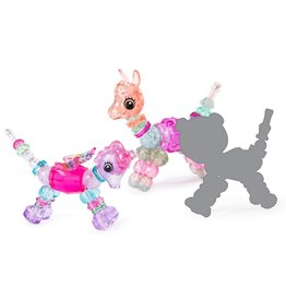 Spin Master Twisty Petz 3-Pack - Skyley Flying Unicorn, Sugarpie Llama, & Surprise