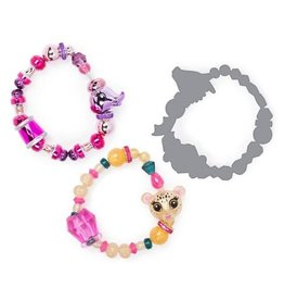 Spin Master Twisty Petz 3-Pack - Rosie Poodle, Chi-chi Cheetah, & Surprise