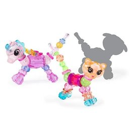 Spin Master Twisty Petz 3-Pack - Bubbleyum Kitty, Sugarstar Flying Pony,, & Surprise