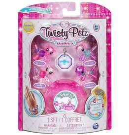 Spin Master Twisty Petz Babies Series 2 - Kiki & Tiki Kitty, Salt & Pepper Pony