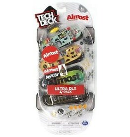 Spin Master Tech Deck 4-Pack - Almost