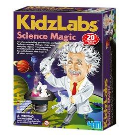 4M Science Kit 4M KidzLabs Magic Kit