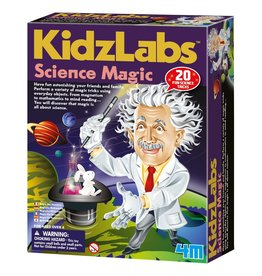 Toysmith KidzLabs Science Magic Kit