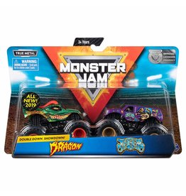 Spin Master Monster Jam 2-pack 1:64 Dragon and Jester
