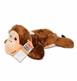 Melissa & Doug Plush Cuddle Monkey