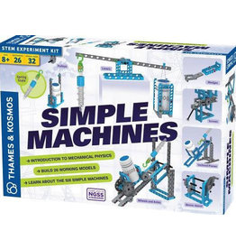 Exploration Science Kit Simple Machines