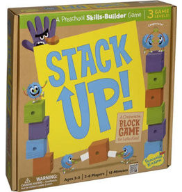 Peaceable Kingdom Game - Stack Up!