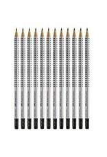 Faber-Castell Art Supplies - 12 Grip Writing EcoPencils