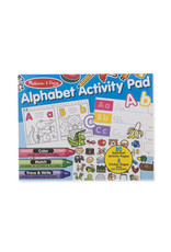 Melissa & Doug Sticker Activity Pad - Alphabet