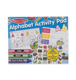Melissa & Doug Sticker Activity Pad - Alphabet