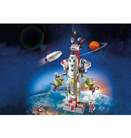 Playmobil Playmobil Mission Rocket with Launch Site