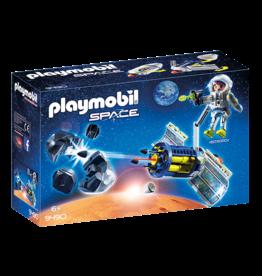 Playmobil Playmobil Satellite Meteoroid Laser