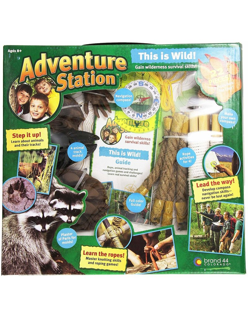 Brand 44 Colorado Adventure Station - This is Wild!