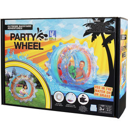 b4 Adventure Party Wheel