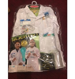 Melissa & Doug Costume - Scientist Role Play Set - WITH LOGO