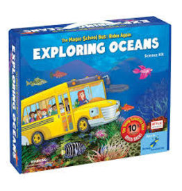 The Young Scientist Club Magic School Bus Rides Again - Exploring Oceans