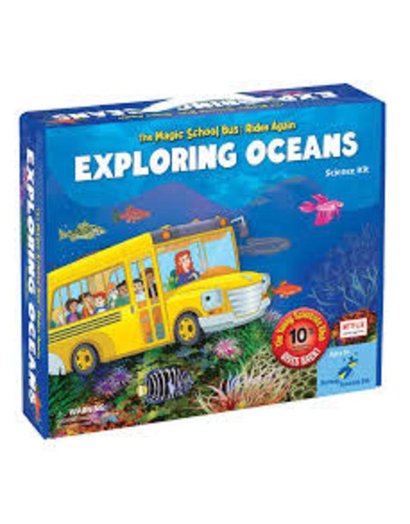 The Young Scientist Club Magic School Bus Rides Again - Exploring Oceans