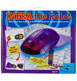 The Young Scientist Club Infra the Robot