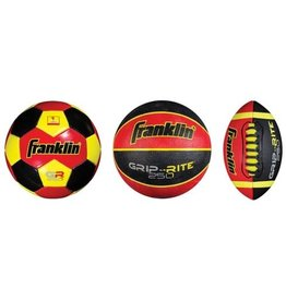 Franklin Sports Mini 3-Ball Combo Pack - Red