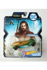 Hot Wheels DC Aquaman Hot Wheels Characters