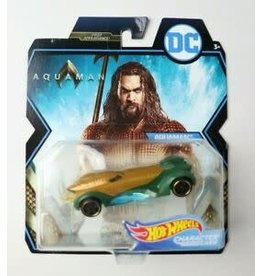 Hot Wheels DC Aquaman Hot Wheels Characters