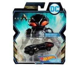Hot Wheels DC Black Manta Hot Wheels Characters