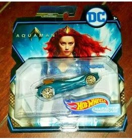 Hot Wheels DC Aquaman Mera Hot Wheels Characters